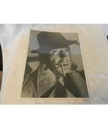 Humphrey Bogart Black & White Photo #PP-115 Close-up with Hat 11 x 14 - $29.70