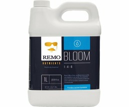 Remo Nutrients Remo Bloom 1 L (1-4-6) Blend of Chelated Micro & Macronut... - $33.79