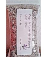 Organic Lavender Flowers from France, Lavender Flowers, Herbal Lavendar ... - $5.94