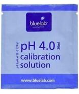 Bluelab 4.0 pH Calibration Solution, 20 ml - $7.99