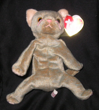 BEST OFFER TY BEANIE BABY 1998 SCAT The KITTY CAT - $24.99