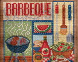 Barbeque 2013 Spring Series beaded button kit Mill Hill image 3