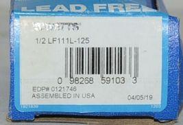 Watts 0121746 LF111L-125 1/2 1/2 Inch Lead Free Pressure Relief Valve image 7