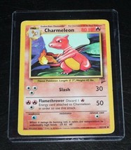 RARE Charmeleon 35/130 Pokemon  Single Card 1999 - $26.99