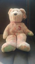 TY Beanie Buddy CELEBRATE 15 Years Multi-Color - $4.99
