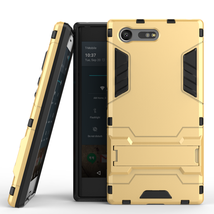 Shockproof Protective Kickstand Cover Cases for Sony Xperia X Compact - ... - $4.99