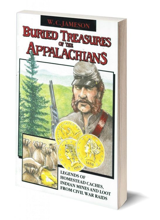 3d buried treasures of the appalachians