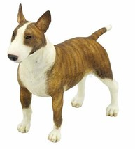 5.5 Inch Bull Terrier Statue Dog Figure Figurine Home Decor - $21.00