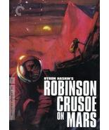 Robinson Crusoe on Mars (The Criterion Collection) DVD - $16.95
