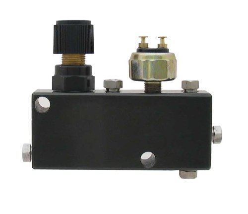 MBM-PVC-B-Adjustable Proportioning Valve + Distribution Block