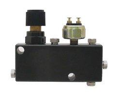 MBM-PVC-B-Adjustable Proportioning Valve + Distribution Block