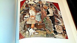 The Best of Norman Rockwell Hard cover Book AA20- CP2172 Vintage image 9