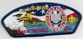 Tuscarora Council SA-31 2012 Eagle Scout CSP (Blue) - $24.75