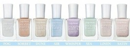 Lot of 8: NEW Sally Hansen Smooth & Perfect Pastel Nail Polish - Complet... - $29.69