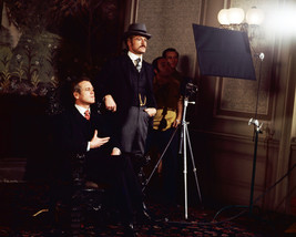 Butch Cassidy and The Sundance Kid Paul Newman Robert Redford Rare on Set During - $69.99