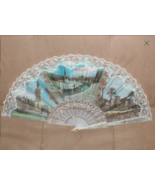 Vintage 1960's Souvenir Folding Fan from SEVILLA - $28.66