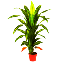 4' Dracaena Silk Plant (Real Touch) - $72.28