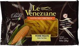 Le Veneziane Gluten Free Penne Rigate Corn Pasta -- 8.8 oz - $14.87