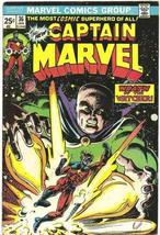 Captain Marvel #36 (Watching and Waiting...) [Unknown Binding] [Jan 01, ... - $7.83