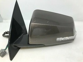 2007-2008 GMC Acadia Driver Side View Power Door Mirror Gray OEM G392002 - $108.89