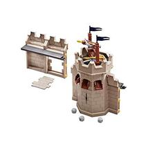 PLAYMOBIL Add-On Tower Extension for Grand Castle Building Set 9840 - $49.99