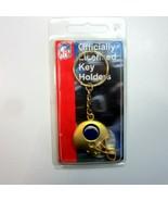 Los Angeles San Diego Chargers NFL Football Helmet Goldtone Metal Keycha... - $10.99