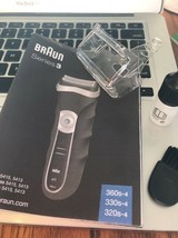 BRAUN SERIES 3 Type 5415 5413 INSTRUCTIONS ONLY!! Ships N 24h - $8.70