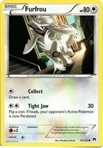 Pokemon - Furfrou (95/122) - XY BREAKPoint - $0.80