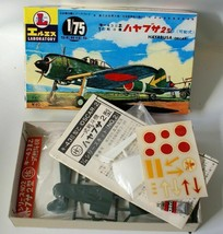 "Vintage HAYABUSA ""Oscar"" 1:75 Japanese Army Fighter Plane Airplane Jet M... - $10.00"