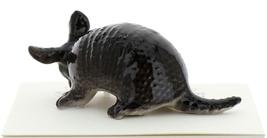Hagen-Renaker Miniature Ceramic Figurine Texas Armadillo image 3