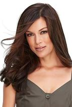Top Full 18 inch - Hand Tied Double Mono Synthetic Clip-In Hair Piece by... - $367.20