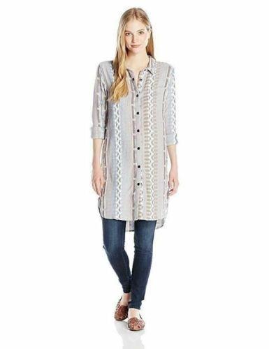 X-Small O'Neill Junior Women's Shirt LimeKilm Long Length Jaquard Flannel