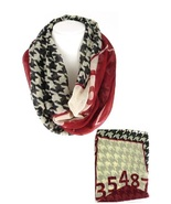 University of Alabama Zip Code Scarf - $15.00