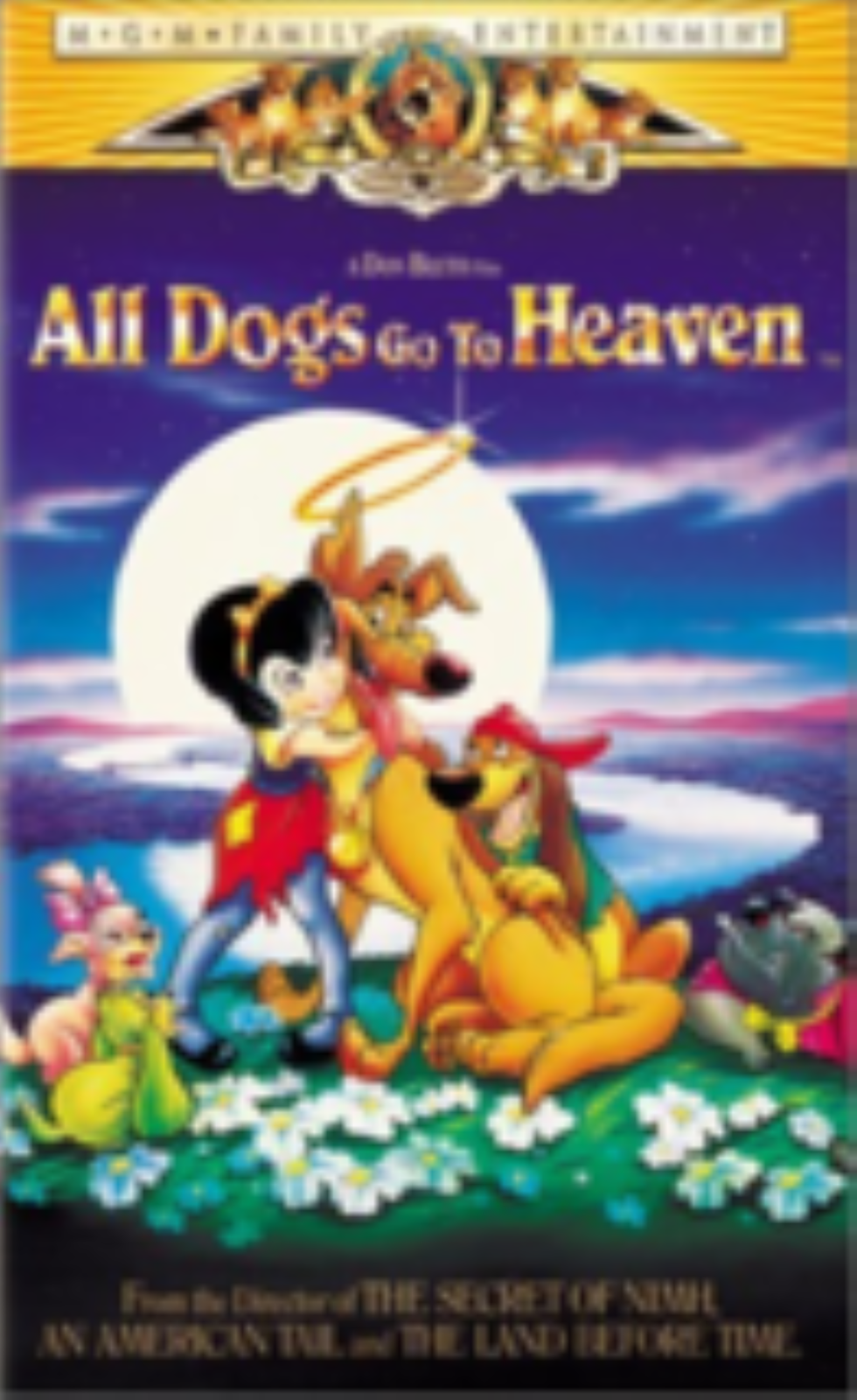 All Dogs Go to Heaven Vhs