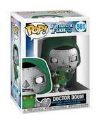 NEW SEALED Funko Pop Figure Fantastic Four Doctor Doom - $13.99