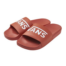 VANS SLIDE -ON POTTERS CLAY MEN'S US SIZE10 STYLE # VN0A45JEVGH - $34.60