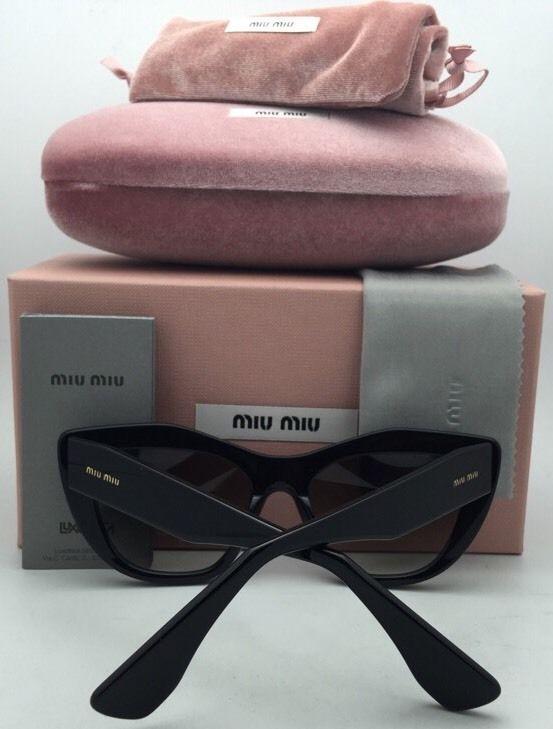 5f20f8e4db0 New MIU MIU Sunglasses SMU 12R U6F-3M1 55-17 and 43 similar items