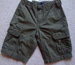 New Gap Kids Cargo Regular Boys Shorts Variety Colors & Sizes - $18.99