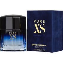 Pure Xs By Paco Rabanne Edt Spray 3.4 Oz - $114.00