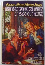 Nancy Drew The Clue in the Jewel Box no.20 1st Edition Third Print Carol... - $72.00