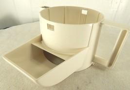 Cuisinart DLC-514 Little Pro Plus Food Processor Parts Chute Work Bowl Lid - $14.01