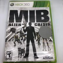 Men in Black Alien Crisis Xbox 2012 Sealed Video Game Teen Games - $11.85