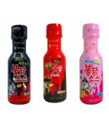 Korean Hot Spicy SAMYANG BULDAK SAUCE 200g Series Cooking Topokki Noodle... - $15.00+