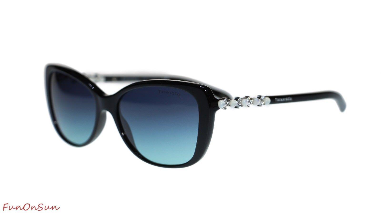d955cbfee4 TIFFANY CO Women Sunglasses TF4103HB 80019S and 46 similar items
