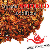 SMOKED Crushed Reaper Pepper Flakes  / Crushed - Crazy Hot Pepper(5 sizes) - $15.79+