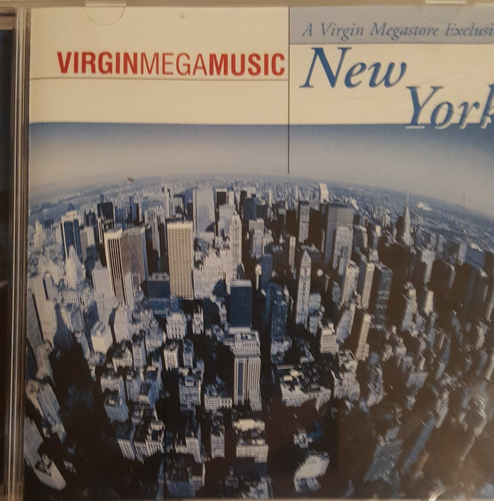 New York by Virgin Mega Music Cd