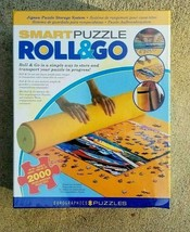 2,000 pc Jigsaw puzzle roll up mat. Take It With You - $10.36