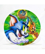 TOM AND JERRY Party Plates Lunch Birthday Favors Decoration Partyware 10... - $18.76