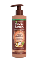 Garnier Whole Blends Sulfate Free Coconut Oil Conditioner for Frizzy Hair, 12 Oz - $14.95