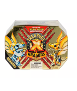 Treasure X Dragons Gold Minibeast  Rip Dig And Ooze.... Sealed Packs - $13.85